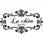 石垣島ラウンジ Le chien(ルシアン)ロゴ