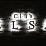Club ELSA ロゴ(看板・ロゴ)