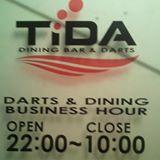 Dining bar & darts TIDA 1