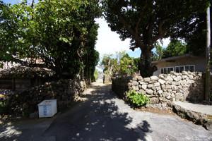 伊計島集落
